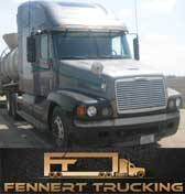 Vans, Flats, Step Deck, Tanker and Liquid Waste/Manure